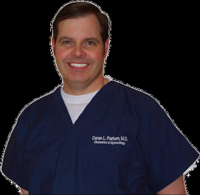 Utica Women's Specialists | About Dr  Parham